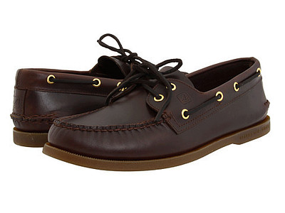 Sperry Top-Sider Authentic Original sizing & fit