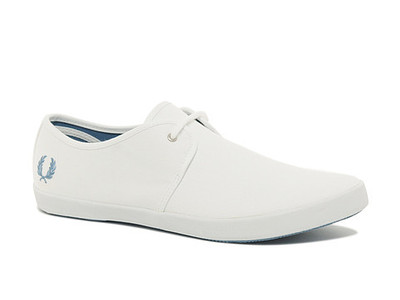 Hoe vallen Fred Perry Banks Twill