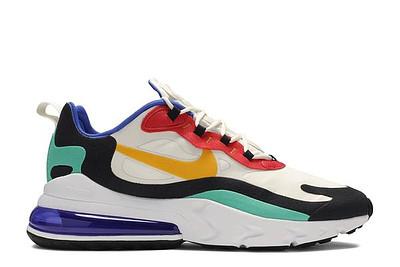 Come calzano le Nike Air Max 270 React