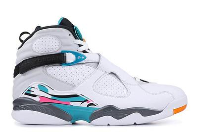 Hoe vallen Air Jordan 8