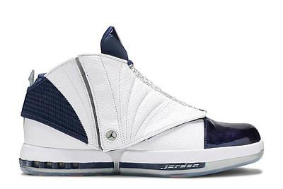 Hoe vallen Air Jordan 16