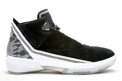 Hoe vallen Air Jordan 22
