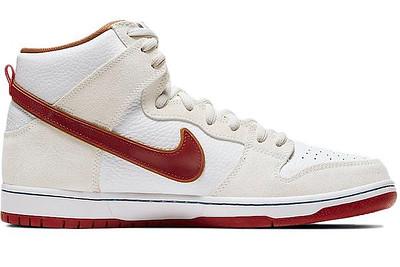 Guia de tamanho do Nike SB Dunk High