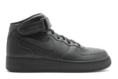 Hoe vallen Nike Air Force 1 Mid