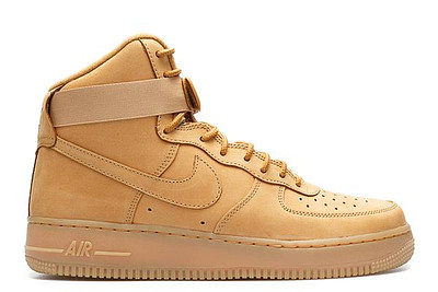 Hoe vallen Nike Air Force 1 High