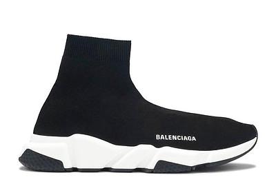 Hoe vallen Balenciaga Speed