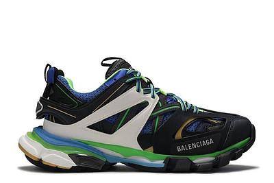 Hoe vallen Balenciaga Track