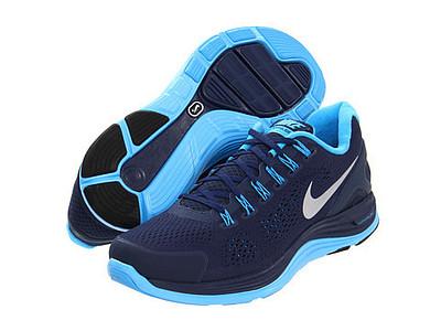 Hoe vallen Nike Lunarglide+ 4